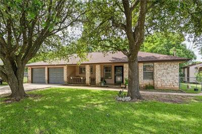 Georgetown Single Family Home For Sale: 707 Garden Villa Cir