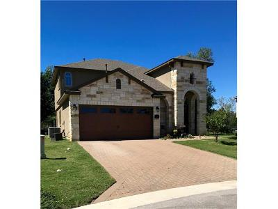 San Marcos Single Family Home For Sale: 427 Parkside Dr
