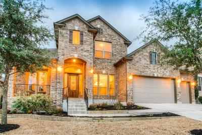 Cedar Park TX Single Family Home For Sale: $674,900