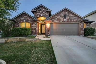 Pflugerville Single Family Home For Sale: 3401 Glastonbury Trl