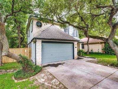 Travis County Single Family Home For Sale: 8501 Abilene Cv