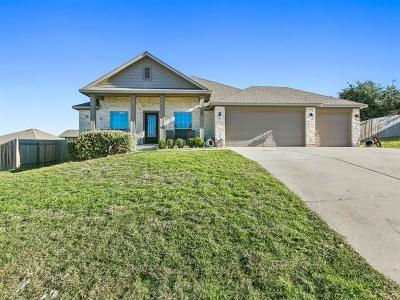 Dripping Springs Single Family Home For Sale: 17912 Linkhill Dr
