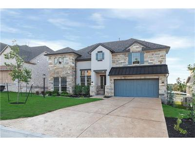 Lakeway Single Family Home For Sale: 398 San Donato Drive
