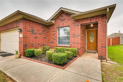 Kyle Single Family Home For Sale: 157 Ashwood N