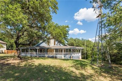 Single Family Home For Sale: 10701 Mellow Ln