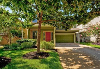 Austin Single Family Home For Sale: 2113 Keepsake Dr