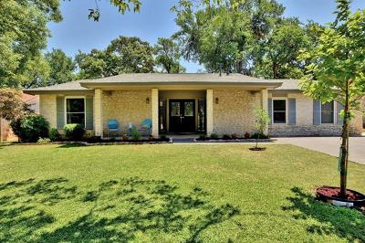 Travis County, Williamson County Single Family Home For Sale: 11407 Maidenstone Dr