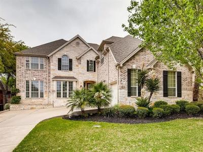 Round Rock Single Family Home Pending - Taking Backups: 2228 Fernspring Dr