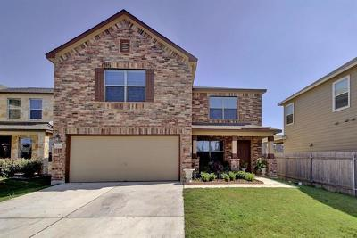 Hays County, Travis County, Williamson County Single Family Home For Sale: 12308 Noel Bain Cv