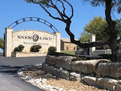 Blanco Residential Lots & Land For Sale: 122 N Calvin Barrett