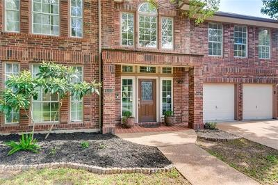 Austin Single Family Home For Sale: 6409 Zadock Woods Dr