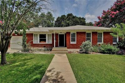 Hays County, Travis County, Williamson County Single Family Home For Sale: 604 E Main St