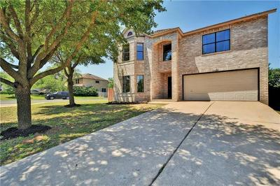 Hays County, Travis County, Williamson County Single Family Home For Sale: 11220 Midbury Ct