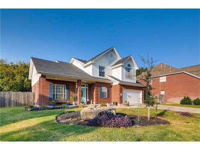 Georgetown Single Family Home For Sale: 300 Autumn Trl