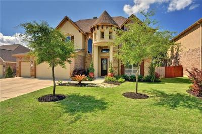 Austin Single Family Home Pending - Taking Backups: 345 Whispering Wind Way