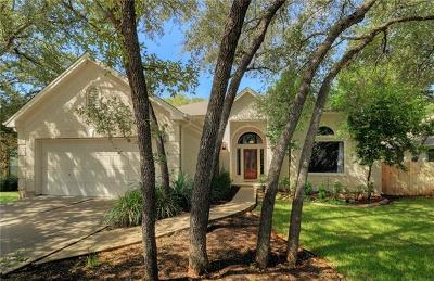 Cedar Park Single Family Home Pending - Taking Backups: 2217 Sandra