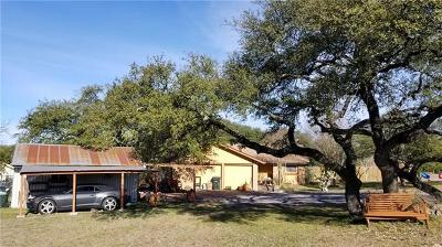Austin Single Family Home Pending - Taking Backups: 10200 Oak Grove Cir