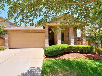 Georgetown Single Family Home For Sale: 1106 Sunny Meadows Loop