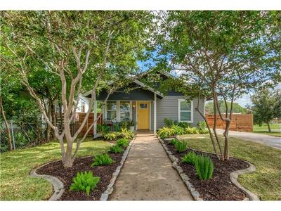 Austin Single Family Home For Sale: 2901 Glen Rae St #A