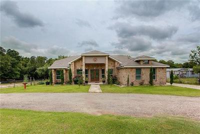 Leander Single Family Home For Sale: 24405 Fawn Dr