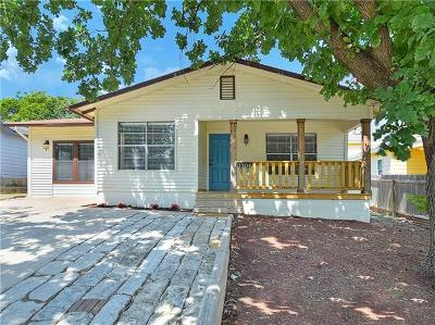 Austin Single Family Home For Sale: 1304 Walnut Ave
