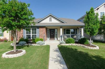 Pflugerville Single Family Home For Sale: 18328 Friendship Hill Dr