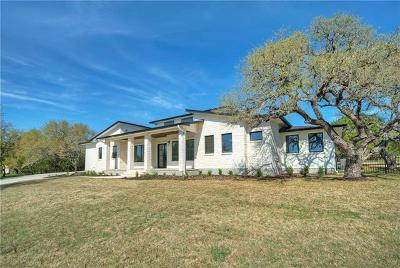 Dripping Springs Single Family Home For Sale: 703 Cottonwood Creek Dr