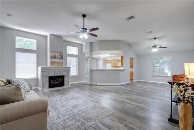 Round Rock Single Family Home Pending - Taking Backups: 1017 Klondike Loop