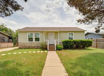 Travis County Single Family Home For Sale: 503 W Grady Dr