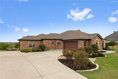 Hutto Single Family Home Pending - Taking Backups: 163 Comanche Cir