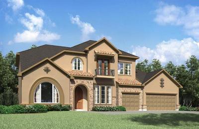 Austin Single Family Home For Sale: 17425 Rush Pea Cir