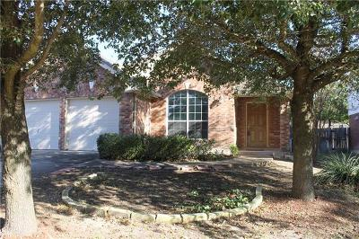 Pflugerville Single Family Home For Sale: 1706 Brandon Keller Ct