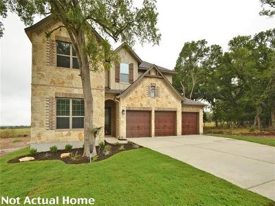 Pflugerville Single Family Home Pending: 17121 Casanova Cv