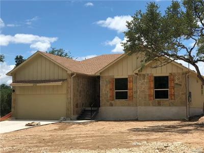 Dripping Springs Single Family Home For Sale: 10304 Twin Lake Loop
