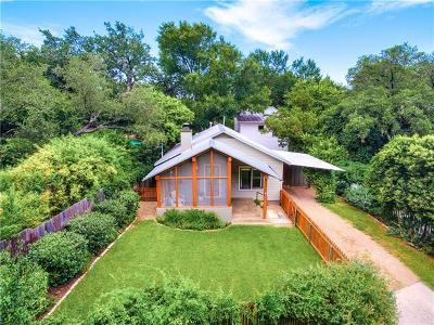Austin Single Family Home For Sale: 504 Pecan Grove Rd