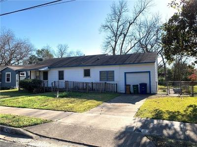 Single Family Home For Sale: 1409 Alegria Rd