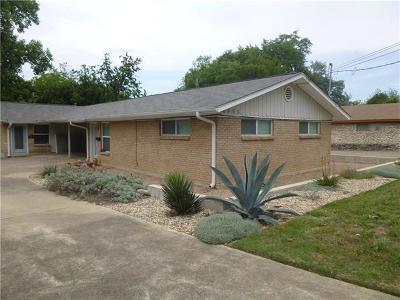 Austin Multi Family Home Pending - Taking Backups: 4906 Rowena Ave