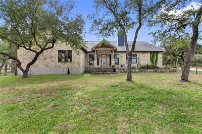Wimberley Single Family Home Active Contingent: 5390 Fm 2325