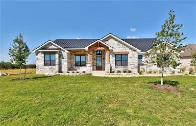 Dripping Springs Single Family Home For Sale: 384 Reataway