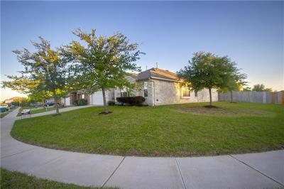Pflugerville Single Family Home For Sale: 18424 Dry Brook Loop