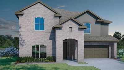 Pflugerville Single Family Home For Sale: 16505 Marcello Dr