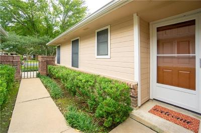 Austin Condo/Townhouse For Sale: 12304 Furrow Cv #B