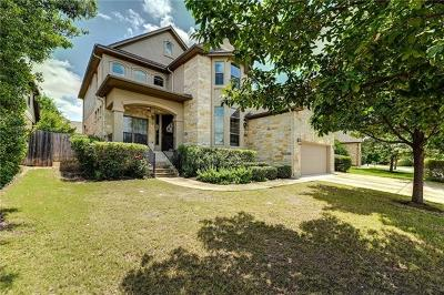 Austin Single Family Home For Sale: 12820 Ursa Major Path