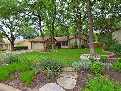 Travis County Single Family Home Pending - Taking Backups: 8104 Wexford Dr