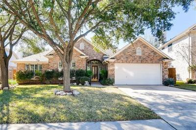 Cedar Park Single Family Home Pending - Taking Backups: 1411 Pagedale Dr