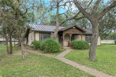 Canyon Lake Single Family Home Pending - Taking Backups: 114 Red Oak Ln