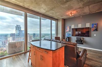 Condo/Townhouse Pending - Taking Backups: 360 Nueces St #4003