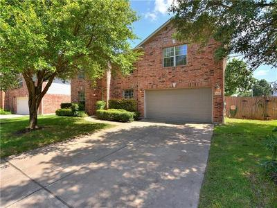 Round Rock TX Single Family Home For Sale: $441,000
