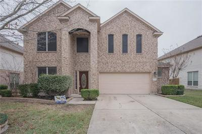 Pflugerville Single Family Home Active Contingent: 1307 Mayapple St