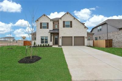 Liberty Hill Single Family Home For Sale: 508 Leon Loop